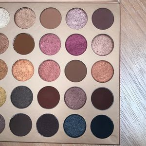 Morphe Makeup - Morphe limited edition 35G Bronze Goals Palette